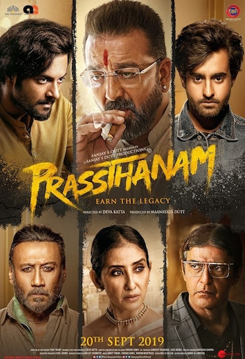 Prassthanam 2019 Hindi 720p HDRip 1GB