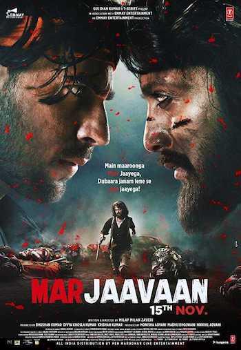 Marjaavaan 2019 Hindi Full Movie Download