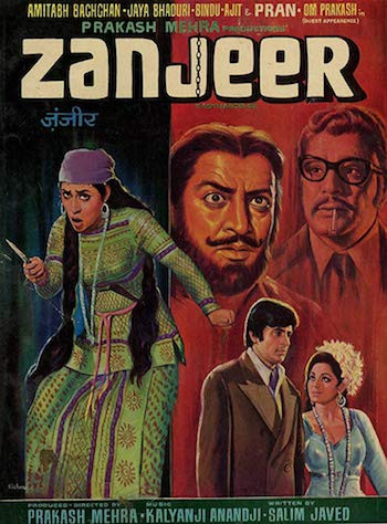 Zanjeer 1973 Hindi 720p DVDRip 1GB