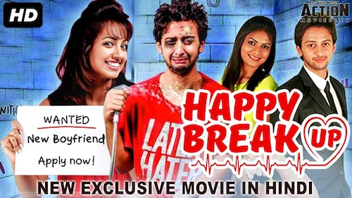 Happy Breakup 2019 Hindi Dubbed 720p HDRip 800mb