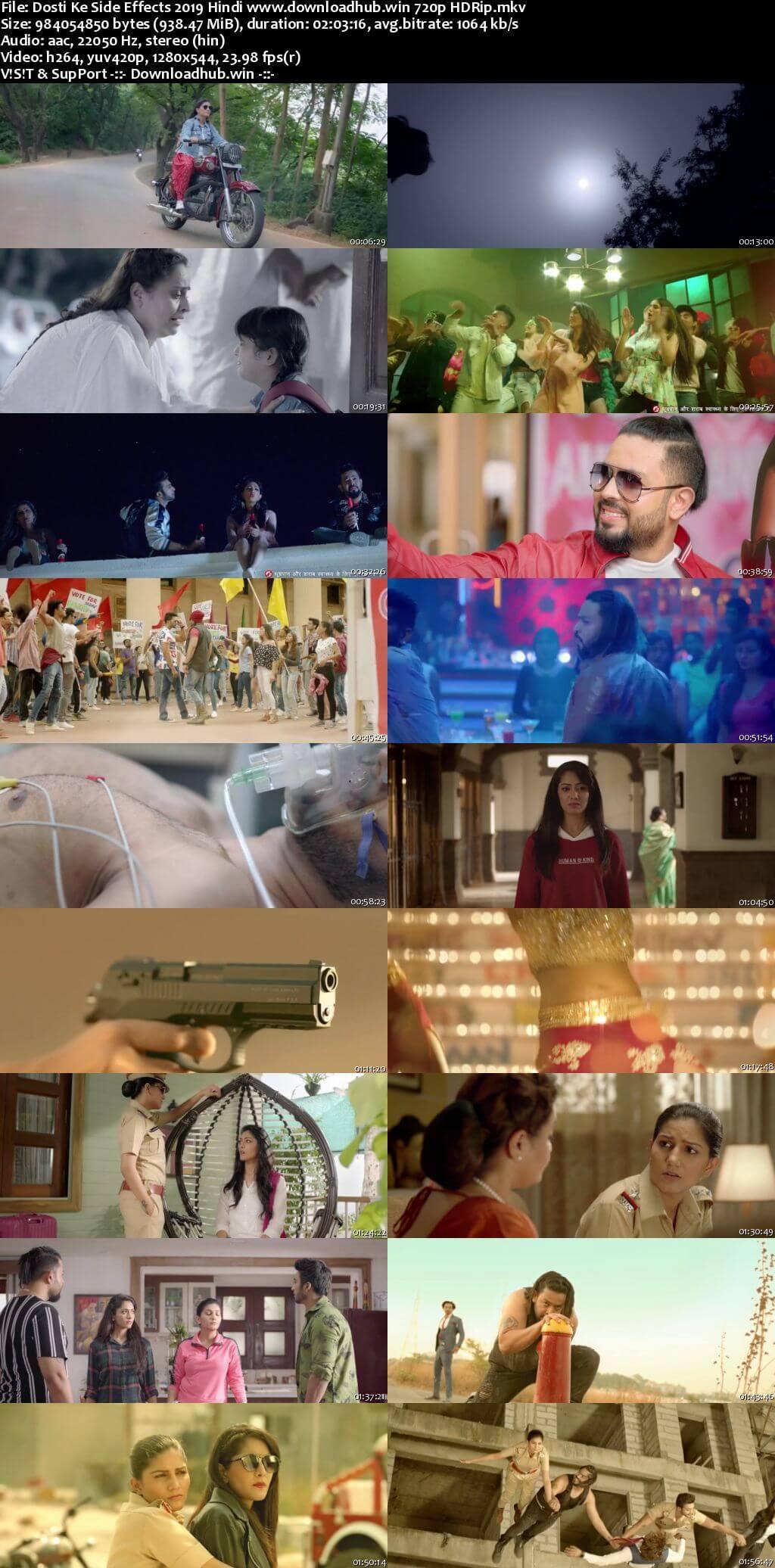 Dosti ke side effects 2019 Hindi 720p HDRip x264