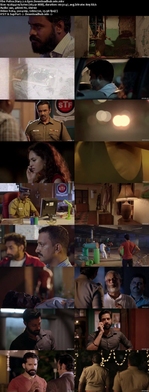 Police Diary 2.0 2019 Hindi Season 01 Complete 720p HDRip x264