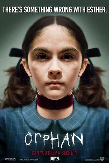 Orphan 2009 Hindi Dual Audio 350MB BluRay 480p ESubs