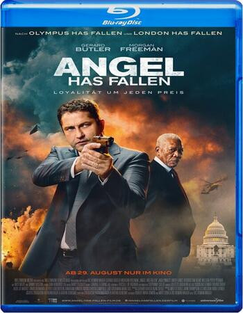 Angel Has Fallen 2019 English 720p BRRip 900MB ESubs