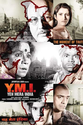 Yeh Mera India 2008 Hindi 720p WEB-DL 1GB