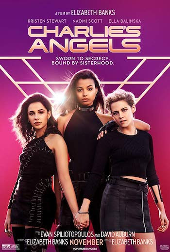 Charlies Angels 2019 English 720p WEB-DL 900MB ESubs