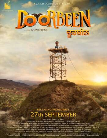 Doorbeen 2019 Punjabi 350MB HDRip 480p ESubs