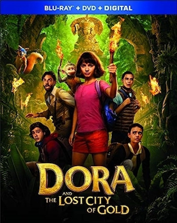 Dora And The Lost City Of Gold 2019 Dual Audio ORG Hindi 720p BluRay 850mb