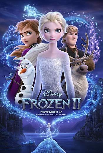 Frozen 2 (2019) Dual Audio Hindi Full Movie Download