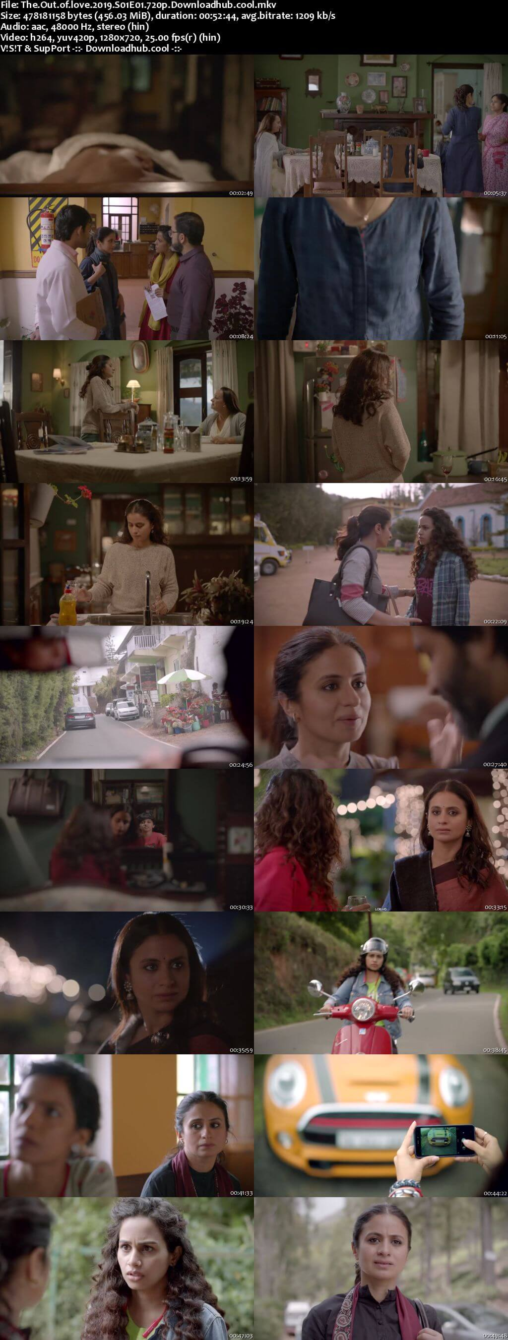 Out of love 2019 Hindi Season 01 Complete 720p 480p HDRip x264