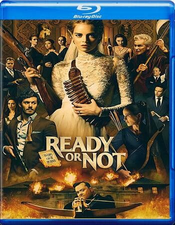 Ready Or Not 2019 Dual Audio ORG Hindi 720p BluRay 900mb