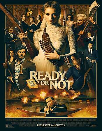 Ready or Not 2019 Hindi ORG Dual Audio 450MB BluRay 720p ESubs HEVC