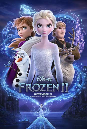 Frozen 2 (2019) Dual Audio Hindi Movie Download