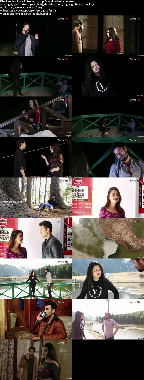 Pending Love 2019 Hindi Season 01 Complete 720p HDRip x264