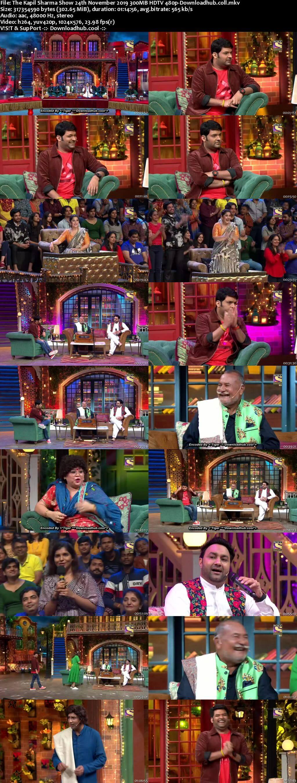 The Kapil Sharma Show 24 November 2019 Episode 94 HDTV 480p