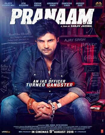 Pranaam 2019 Full Hindi Movie 720p HEVC HDRip Download