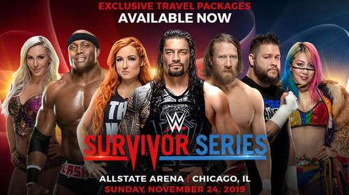 WWE Survivor Series 24th November 2019 Full Show 720p 480p Free Download