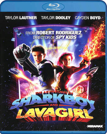 The Adventures of Sharkboy and Lavagirl 2005 Dual Audio Hindi 720p BluRay 800mb