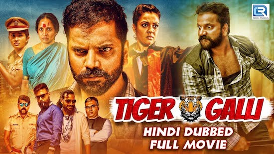 Tiger Galli 2019 Hindi Dubbed 720p HDRip 850mb