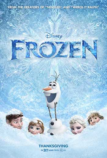 Frozen 2013 Dual Audio Hindi Full Movie Download