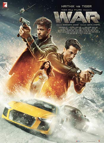 War 2019 Hindi 720p WEB-DL 1.1GB