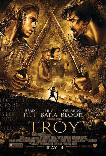 Troy 2004 Dual Audio Hindi English BRRip 720p 480p Movie Download