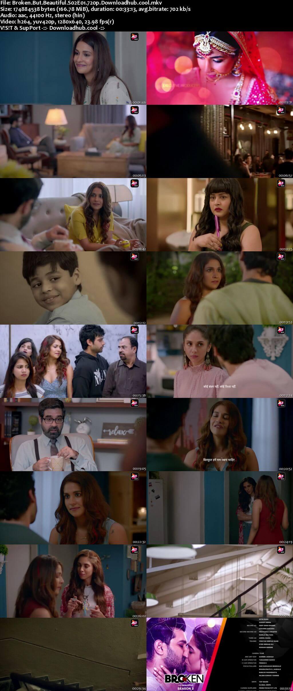 Broken But Beautiful 2019 Hindi Season 02 Complete 720p HDRip x264