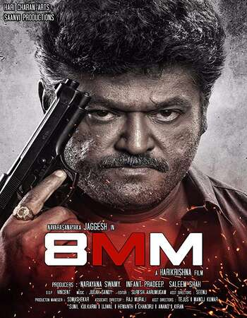 8MM Bullet 2018 Hindi Dual Audio 720p UNCUT HDRip x264