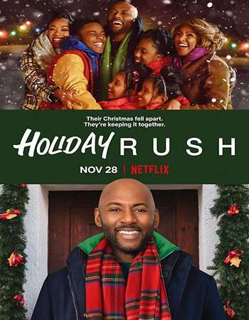 Holiday Rush 2019 Hindi Dual Audio Web-DL Full Movie 720p HEVC Download