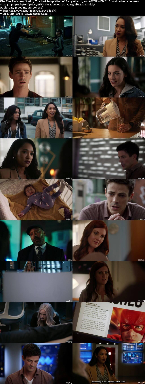 The Flash S06E07 300MB AMZN Web-DL 720p ESubs