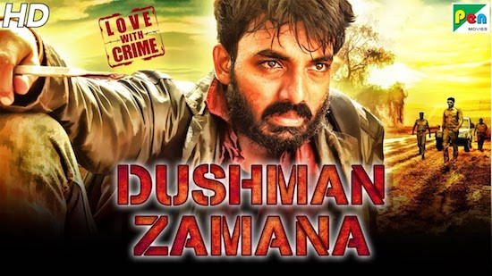 Dushman Zamana 2019 Hindi Dubbed 720p HDRip 800mb