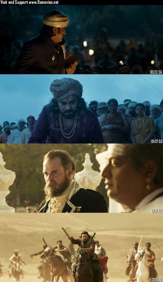 Sye Raa Narasimha Reddy 2019 Hindi ORG 720p WEB-DL 1.2GB