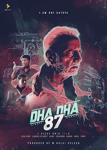 Dha Dha 87 2019 UNCUT Hindi Dual Audio HDRip Full Movie 480p Free Download