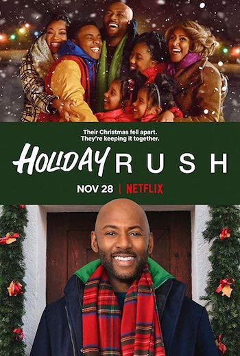 Holiday Rush 2019 Dual Audio Hindi 720p WEB-DL 800mb