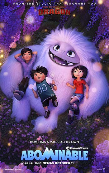 Abominable 2019 English 720p WEB-DL 750MB ESubs
