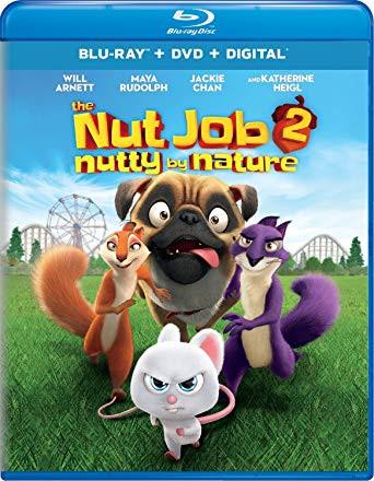 The Nut Job 2 (2017) Dual Audio Hindi 720p BluRay 750mb