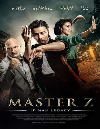 Master Z The Ip Man Legacy 2018 Hindi Dual Audio BRRip Full Movie 720p Download