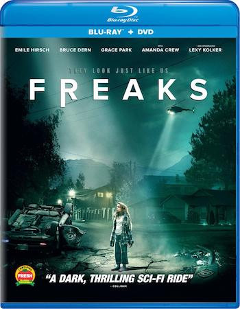 Freaks 2018 English 720p BRRip 850MB ESubs
