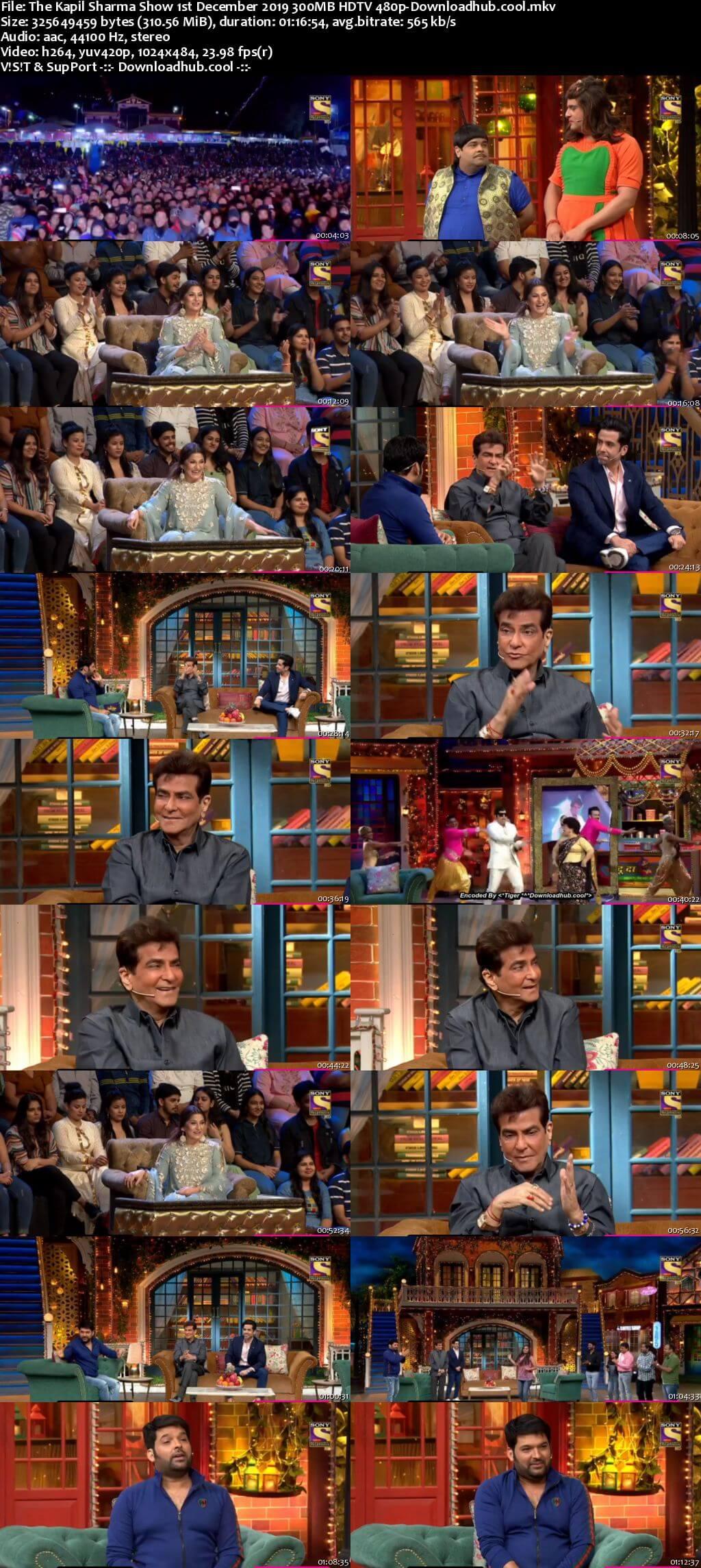 The Kapil Sharma Show 01 December 2019 Episode 96 HDTV 480p