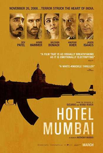 Hotel Mumbai 2019 Dual Audio Hindi English BRRip 720p 480p Movie Download