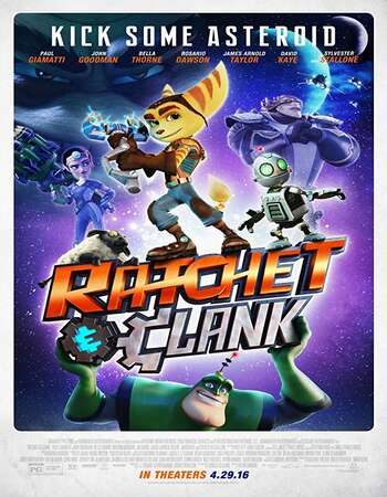 Ratchet And Clank 2016 Hindi Dual Audio BRRip Full Movie 720p Download