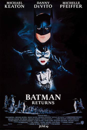 Batman Returns 1992 Dual Audio Hindi 720p BluRay 850mb