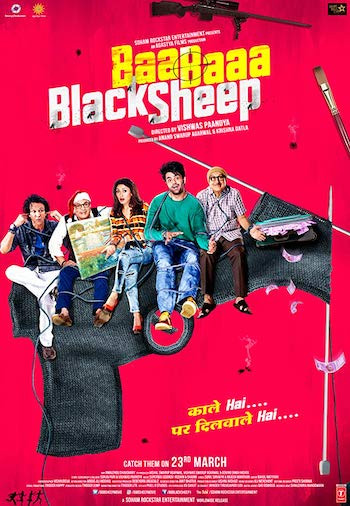 Baa Baaa Black Sheep 2018 Hindi 720p WEBRip 800mb
