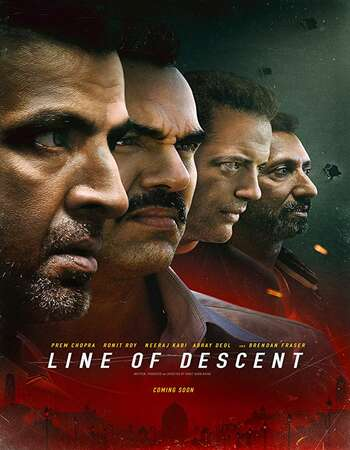 Line of Descent 2019 Full Hindi Movie 720p HEVC HDRip Download