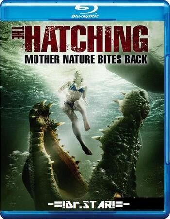 The Hatching 2016 Dual Audio Hindi 720p BluRay 800mb