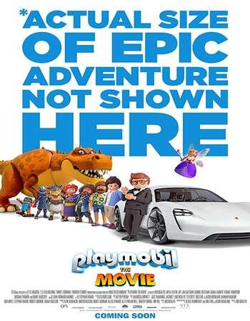 Playmobil The Movie 2019 English 720p BRRip 800MB