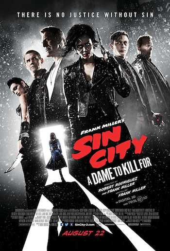 Sin City A Dame To Kill For 2014 Dual Audio Hindi English BRRip 720p 480p Movie Download