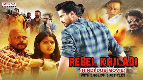 Rebel Khiladi 2019 Hindi Dubbed Full Movie Download