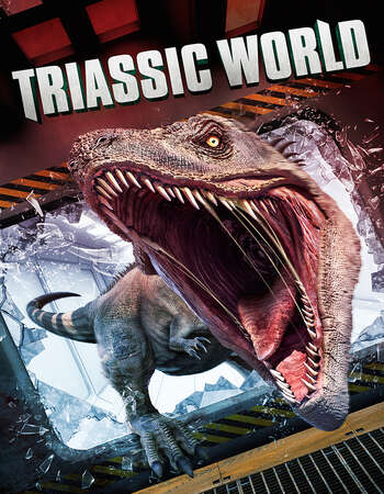 Triassic World 2018 Hindi Dual Audio 720p BluRay ESubs