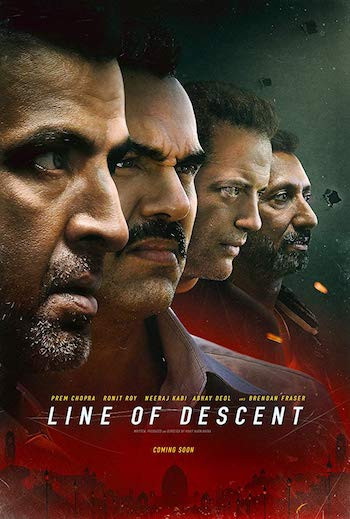 Line of Descent 2019 Hindi 720p WEB-DL 800mb